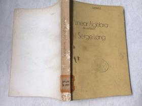 Linear Algebra Second Edition线性代数 第2版(英文,Serge Lang 著)