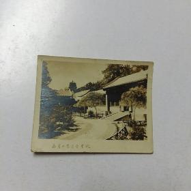 万寿山乐寿堂东院【民国老照片】