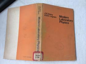 Modern Laboratory Physics近代物理实验(英文, J.H.AVERY A.W.K.Ingram著)