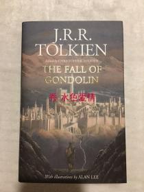 托尔金贡多林的陷落冈多林的陷落 英版 The Fall of Gondolin