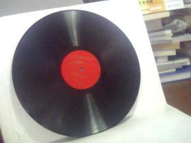中国唱片  黑胶唱片 78转英语语音教学片