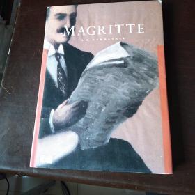 MAGRITTE    Magritte  A.M.HAMMACHER 英文版