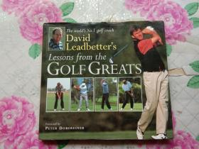 David leadbetters lessons from the golf greats