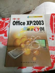 中文Office XP/2003新概念百例