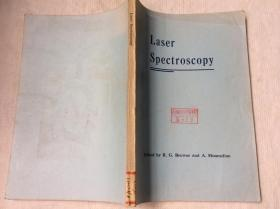 Laser Spectroscopy 激光光谱学(英文,R.G.Brewer 著)