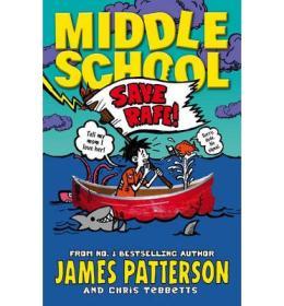 Middle School: Save Rafe!(有字迹划线)