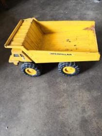 老铁皮玩具:货车大卡车(大号铁皮卡车)