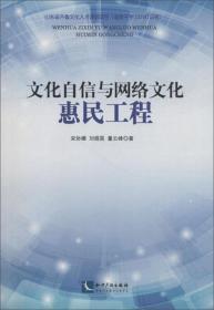 文化自信与网络文化惠民工程