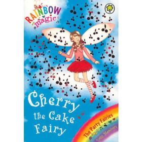 Rainbow Magic: The Party Fairies: 15: Cherry The Cake Fairy彩虹仙子#15蛋糕仙子