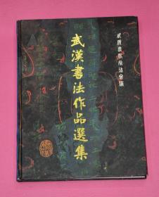 武汉书法作品选集