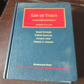 law of torts cases and materials