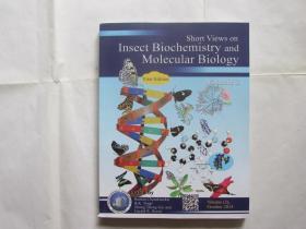 Insect Biochemistry and Molecular Biology 昆虫生物化学与分子生物学