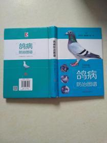 鸽病防治图谱