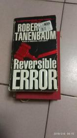 REVERSIBLE ERROR【 英文原版】03