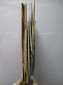 剑与盾 1986年第2、3、4、5、6、7、8、9期