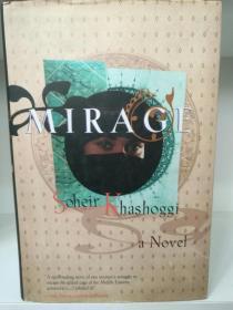 Mirage Soheir Khashoggi (阿拉伯文学/埃及文学)英文原版书