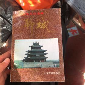 中国历史文化名城-聊城