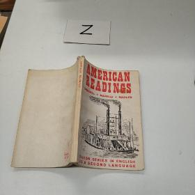 AMERICAN READINGS