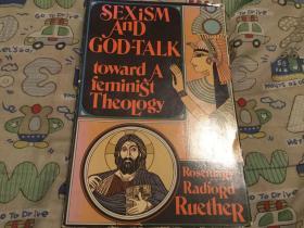 Sexism and God-Talk: Toward a Feminist Theology  1983 首版,品佳,稀少