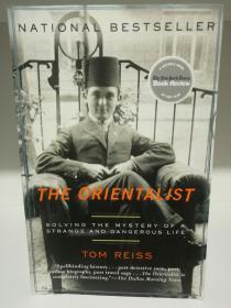 东方学家 The Orientalist:Solving the Mystery of a Strange and Dangerous Life by Tom Reiss (世界近现代史)英文原版书