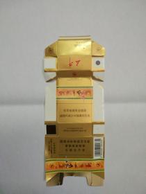 五牛 烟标收藏 硬盒