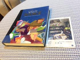 【 特价去库存 蓝色版 看背面数字应是9年级 】WRITE SOURCE : A BOOK FOR WRITING ,  THINKING,  AND LEARNING   写作资源   一本关于写作,思考和学习的书  英文原版教材美国原版教材英文教材
