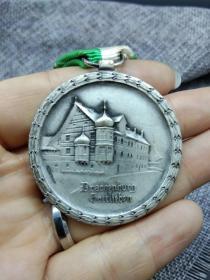 徽章 奖章 纪念章 瑞士 城堡