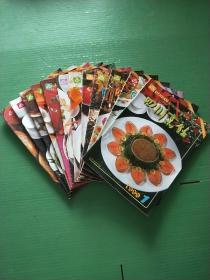 四川烹饪(1999年第1-12期)自然旧