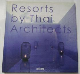 Resorts by Thai Architects  度假村-泰国建筑师