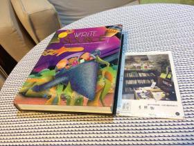 2本合售:【紫色】WRITE SOURCE : A BOOK FOR WRITING ,  THINKING,  AND LEARNING  + Skillsbook  写作资源  + 练习册  一本关于写作,思考和学习的书  英文原版教材美国原版教材英文教材