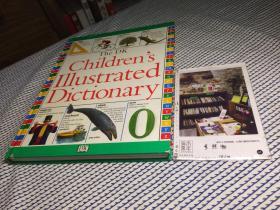 英文原版 the DK Childrens Illustrated Dictionary  儿童图解字典 彩色插图