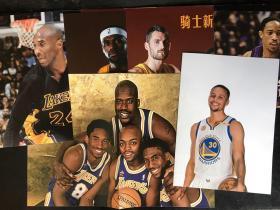 55张当代体育灌篮扣篮海报 有正反面印有单面印,35张52×37cm20张57×43.5cm合售