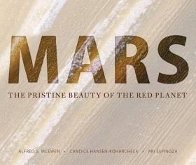 英文原版 火星摄影 火星影像 火星表面图片集:红色星球的原始美 Mars: The Pristine Beauty of the Red Planet 亚利桑那州大学 HiRISE