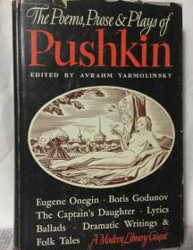 [英译] 普希金选集 The Poems, Prose and Plays of Alexander Pushkin