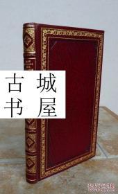 文物级,关于中国园林最早英文文献《中国园林,庙宇,桥梁设计图谱》大量图录,1750年精装第一版