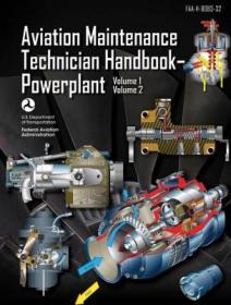 航空维修技术员手册动力装置(英文)