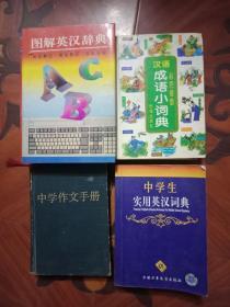 中学生实用英汉词典