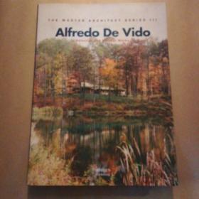 (THE MASTER ARCHITECT SERIES III) Alfredo De