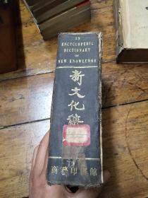 新文化辞书――民国21年全一册