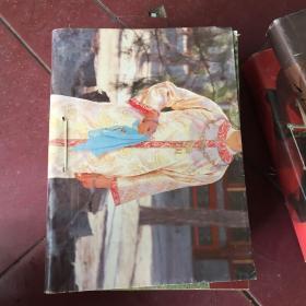自己装订武林杂志1984年全年12本和售