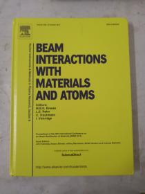 Beam Interactions with Materials and Atoms Section B of:Nuclear lnstruments & Methods in Physics Research