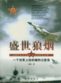 盛世狼烟:一个空军上校的国防沉思录