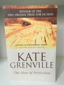 The Idea of Perfection by Kate Grenville (澳大利亚文学)英文原版书