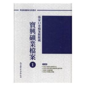 宝兴矿业档案(全41册)