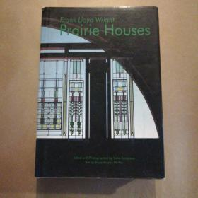 Frank Lloyd Wright: Prairie Houses - GA Traveler 006. Yukio Futagawa