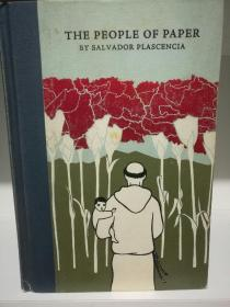 The People of Paper by Salvador Plascencia (拉美文学/墨西哥)英文原版书