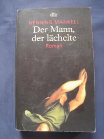 Der Mann, der lächelte 2003年德国印刷 德语原版小说