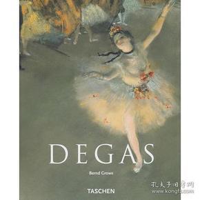 Degas 1834-1917 法国古典印象主义画家-德加 作品集