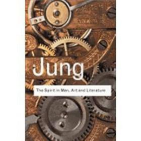 The Spirit in Man, Art and Literature C.G. Jung ROUTLEDGE 2003-2 9780415304399