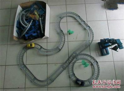 NOBILITY环形轨道车玩具 遥控车玩具